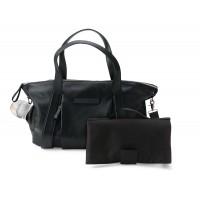 Нейлоновая сумка для мамы Bugaboo (Бугабу) Storksak black