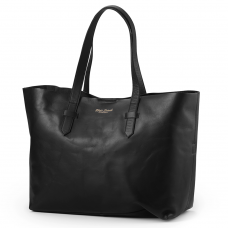 ELODIE DETAILS сумка Black Leather