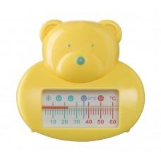 18002, Термометр для воды (yellow)