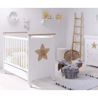 Кроватка 120x60 Micuna Baby Star