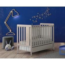 Кровать 120x60 Micuna Rabbit + Матрас полиуретановый СН-620