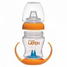 LATCH munchkin обучающий поильник-чашка с ручками 120мл. 4+