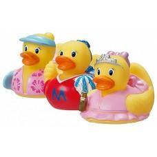 Munchkin игрушка для ванны Уточки 3шт.9+