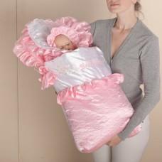 Комплект на выписку для новорожденного Арт. 10