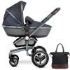 Детская коляска 2 в 1 SilverCross Surf Special Edition Henley (лимитированная серия)