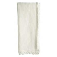 Мягкое вязаное хлопковое одеяло для новорожденного Stokke Knitted Blanket