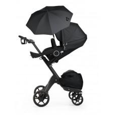 Прогулочная коляска Stokke Xplory V5 Black Chassis (Стокке Иксплори версия 5)