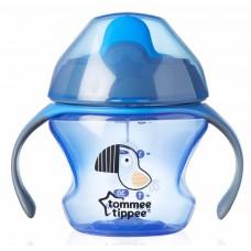TOMMEE TIPPEE первая чашка Explora (голубая)