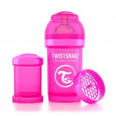 Антиколиковая бутылочка Twistshake для кормления 180 мл
