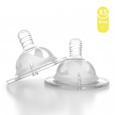Соска антиколиковая Twistshake (2 шт). Размер XS (0+m)