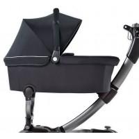 Люлька для коляски черная Origami 4moms