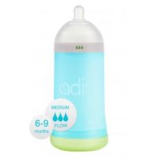 Бутылочка Adiri NxGen Medium Flow (6-9 мес., 281 ml)