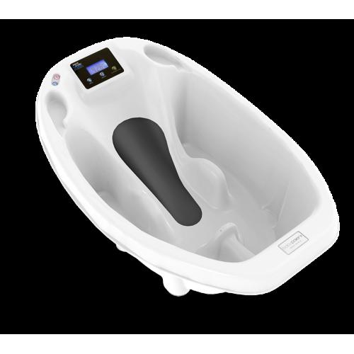 Baby Patent Детская ванночка с электронными весами и термометром Aqua Scale