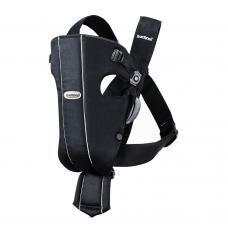Babybjorn рюкзак для переноски ребенка Original черный cotton