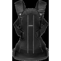Babybjorn рюкзак для переноски ребенка WE Air черный