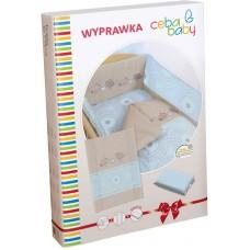 Постельное белье Ceba Baby (Себа Беби) 3 пр.