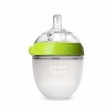 Бутылочка для кормления Comotomo - Зеленая (150 мл)