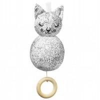 ELODIE DETAILS музыкальный мобиль Dots of Fauna Kitty