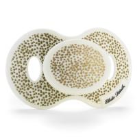 ELODIE DETAILS пустышка Newborn Gold Shimmer c 0-6 месяцев