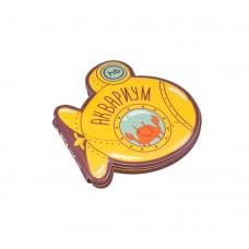 """32021, Книжка-игрушка для ванной HAPPY BABY """"AQUARIUM"""""""