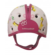 Мягкая шапка-шлем для защиты головы ТМ SafeheadBABY