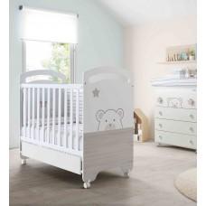 Кровать Micuna Bubu (Микуна Бубу) 120*60 white