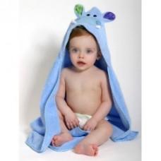 Полотенце с капюшоном для детей Zoocchini