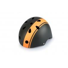 """Шлем велосипедный """"DRIFTER"""" dark grey"""