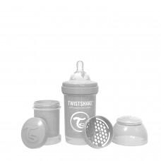 Антиколиковая бутылочка Twistshake Pastel для кормления 180 мл.
