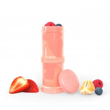 Контейнер для сухой смеси Twistshake, 100 мл., 2 штуки, размер 52x52x85 мм (спец. цвета)