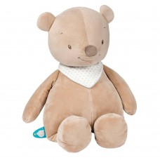 Мягкая игрушка Nattou Soft Toy Mia & Basile Мишка 75 см. 562027