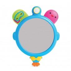 Munchkin игрушки для ванны зеркало и брызгалки осьминожки от 3 лет