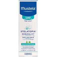 Бальзам смягчающий Mustela Dermo-Pediatrics Stelatopia, для кожи склонной к атопии, 200 мл.