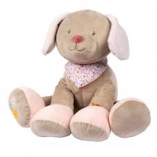 Игрушка мягкая Nattou Soft toy (НаттоуСофт Той) Iris & Lali Собачка 75 см 631044