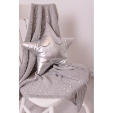 Одеяло Bizzi Growin (Биззи Гровин) Silver Sparkle 75*100 BG013