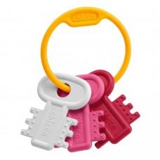 "Chicco игрушка развивающая ""Ключи на кольце"""