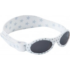 Dooky- BabyBanz очки солнцезащитные Silver Star 0-2 г