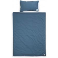 Комплект постельного белья детский Elodie Details Tender Blue 2 предмета, цвет бежевый