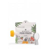 Пакеты для хранения детского питания 3 шт. с ложкой-накруткой 125 ml.
