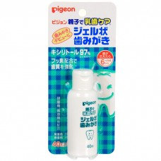 """Гель """"Pigeon"""" (Пиджеон) для чистки молочных зубов, 40 мл"""