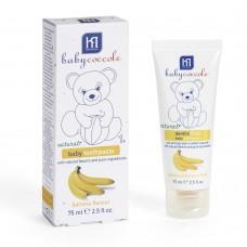 Babycoccole зубная паста банан 75 мл