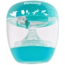 Дорожный стерилизатор Miniland On the Go (89163), цвет голубой