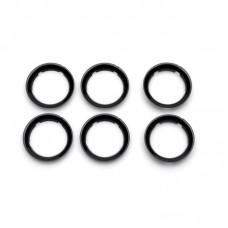 Накладки на колесные диски Bugaboo Bee5 (Бугабу Би) wheel caps Reflective 500523MB01