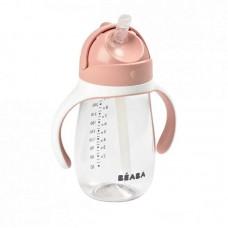 Поильник Beaba Straw Cup 300 мл.