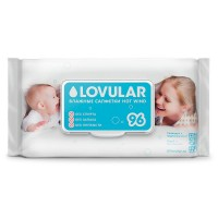 Салфетки Lovular влажные 96 шт/уп