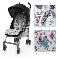 Матрас в коляску Ceba Baby (Себа Беби) Alas-Plumas W-814-000-514