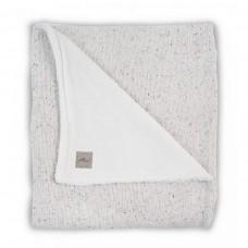 Вязаный плед Jollein Confetti knit 75x100 см