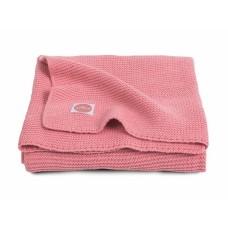 Вязаный плед Jollein Basic knit 100х150 см.