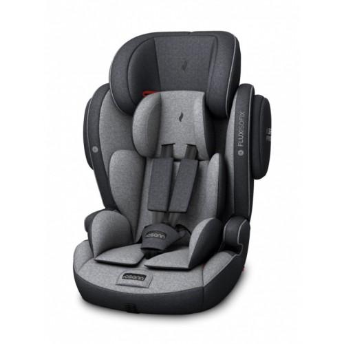 Детское автокресло Osann FLUX ISOFIX (группа 1/2/3, до 36 кг) Universe Grey