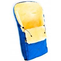 Меховой конверт в коляску, кроватку или автокресло из овчинки Ramili Classic